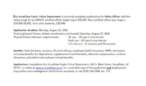 Applicant Requirements
