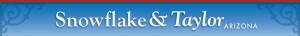 Visit Snowflake Taylor Banner